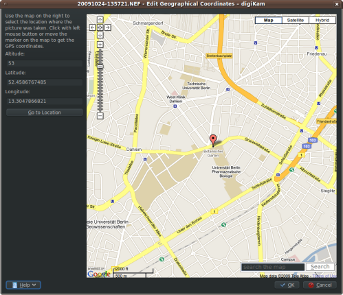 Geotagging Photos with digiKam | Scribbles and Snaps
