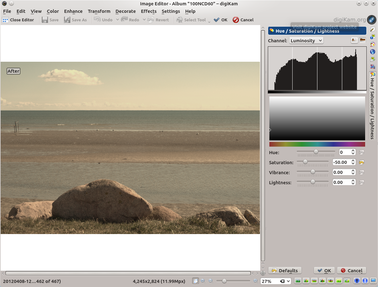 how to make faded opacity effect
