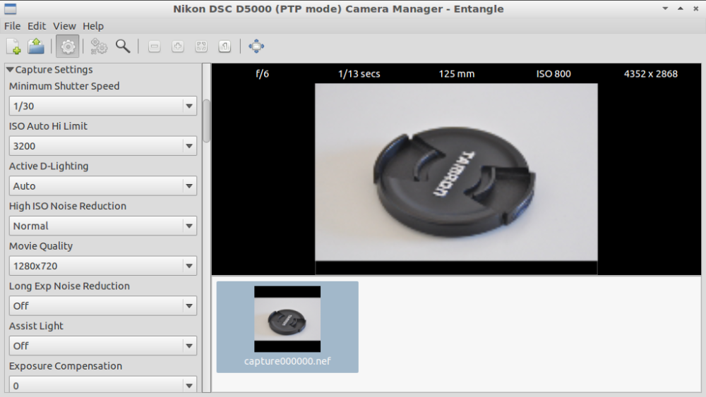 Linux Tools For Serious Photographers (2/6)