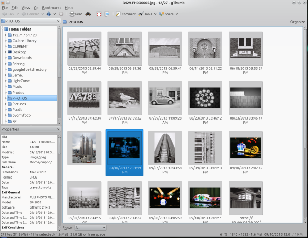 Linux Tools For Serious Photographers | Scribbles and Snaps