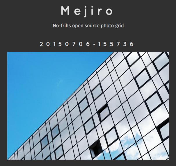 mejiro-stream