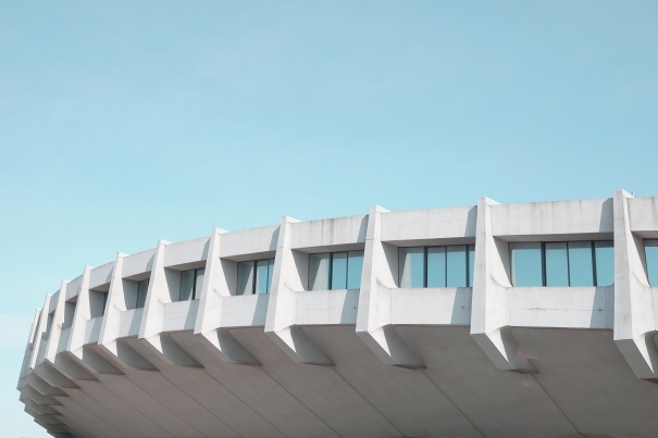 Yoyogi National Gymnasium. SONY ILCE-6000, Sigma 30mm F2.8 DN. Processed in digiKam